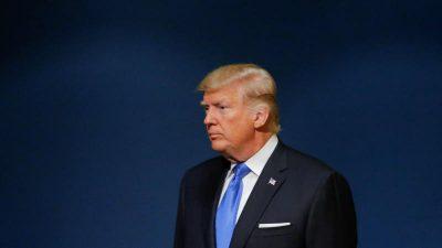 Tras terremoto, Trump envía mensaje al pueblo mexicano