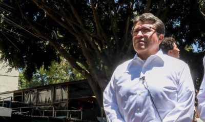Ricardo Monreal podría lanzarse con el Frente o vía independiente