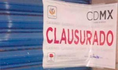 SSP clausura 21 bares en la Ciudad de México