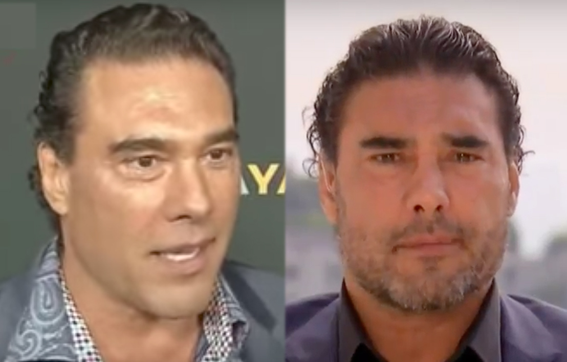 Eduardo Yáñez rompe en llanto al ofrecer disculpa al reportero agredido (VÍDEO)