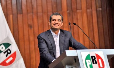 """""""Hoy el PRI inicia su camino hacia la victoria"""": Enrique Ochoa"""