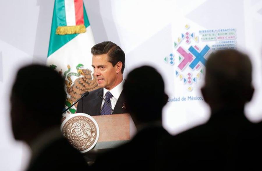 EPN participará en la elección del candidato presidencial del PRI