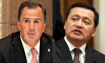 Meade y Osorio Chong los preferidos para comandar el PRI rumbo al 2018