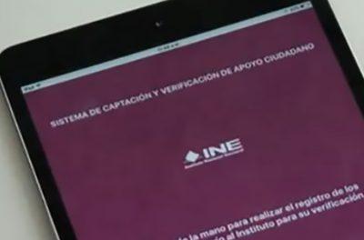 INE descarta una 'caída de sistema' en la aplicación para independientes