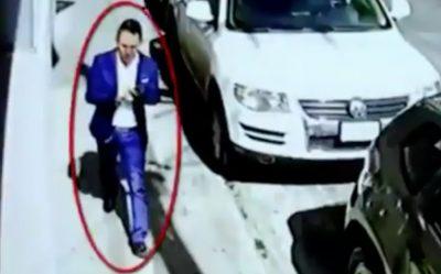 Capturan a la banda 'Los Elegantes', robaban a automovilistas vestidos de traje (VÍDEO)