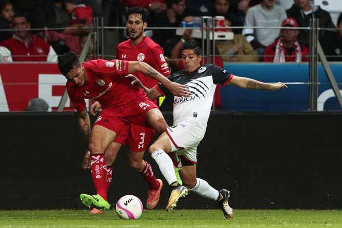 Toluca derrota a Lobos BUAP en el arranque de la jornada 13