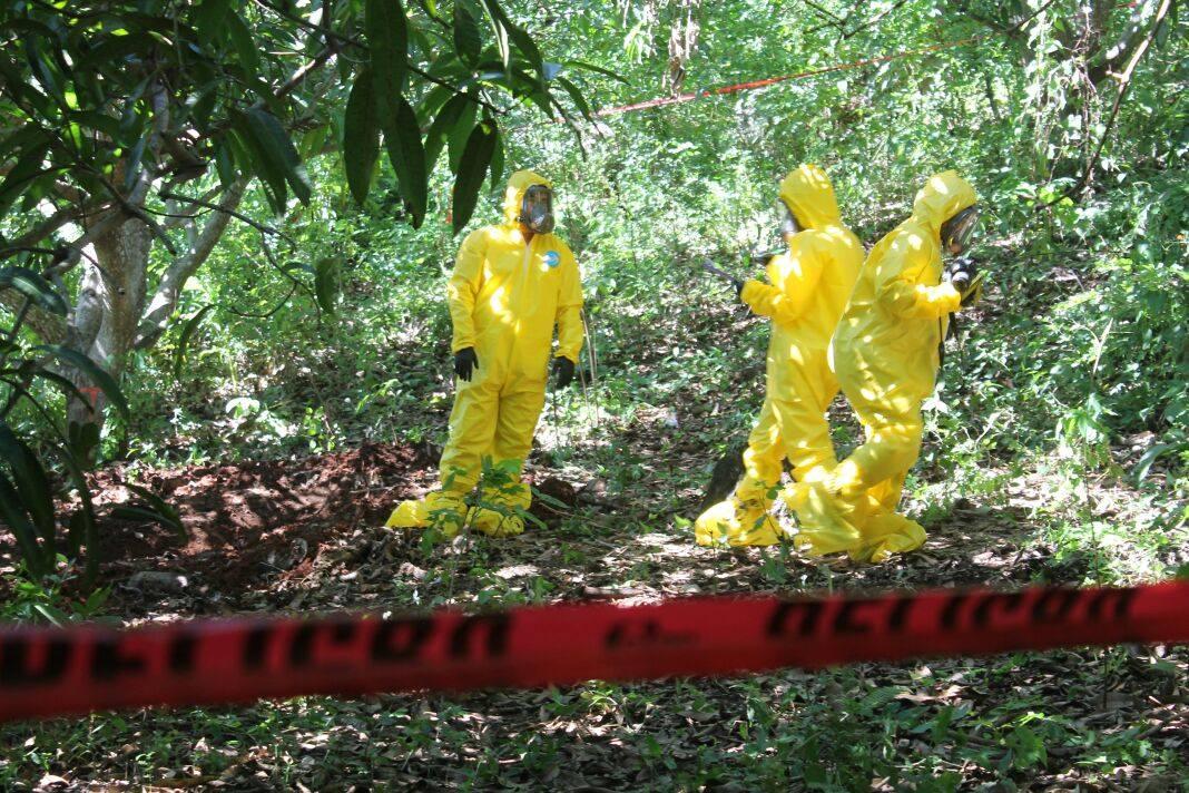 Encuentran más restos óseos en cementerios clandestinos de Coahuila