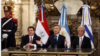 Argentina, Paraguay y Uruguay buscan ser sede del Mundial 2030