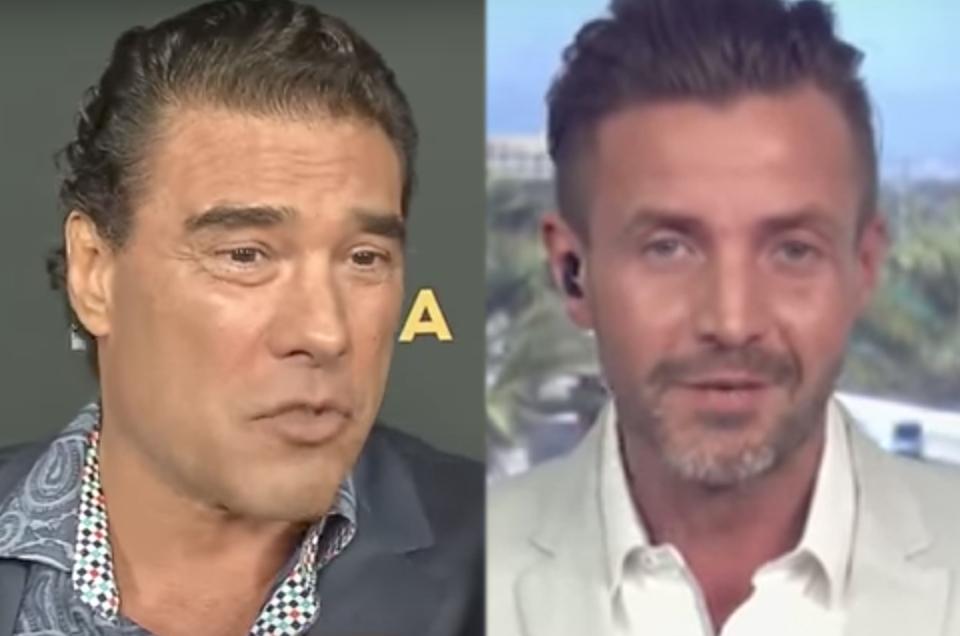 Reportero agredido actuará legalmente contra Eduardo Yáñez
