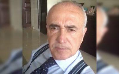 El candidato Ferriz de Con denuncia un asalto a su equipo