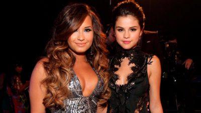 ¡Demi Lovato y Selena Gomez podrían ser amigas de nuevo!