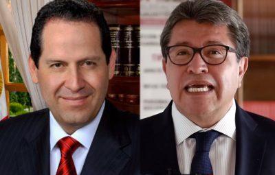 Eruviel Ávila buscará a Ricardo Monreal para la Jefatura de la CDMX