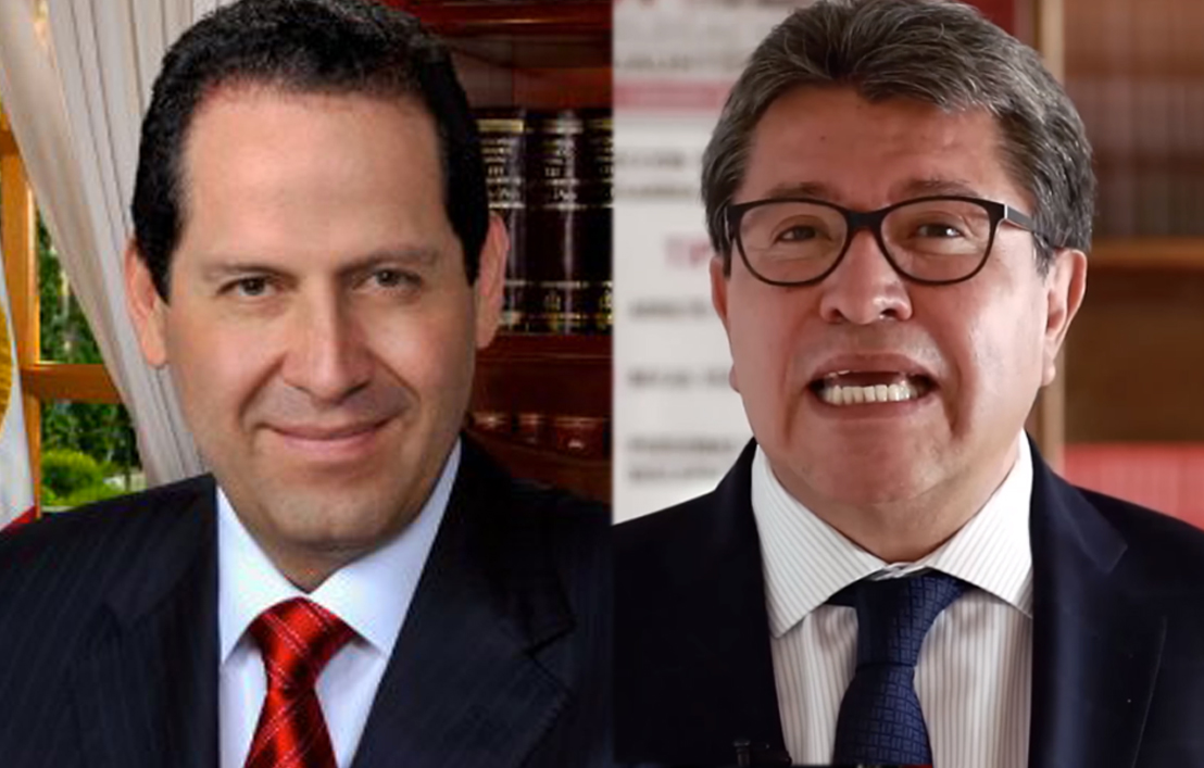 Eruviel Ávila invitará a Monreal a ser candidato del PRI para gobernatura en CDMX