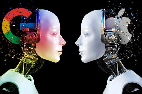 Estudio revela que IA de Google es más lista que Siri
