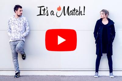 Descubre el 'match' que hará Tinder con YouTube