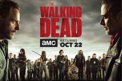 """La nueva temporada de la serie """"the walking dead"""", te hará querer volver a verla"""