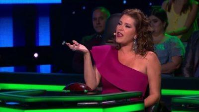 Alicia Machado justifica cachetada de Yáñez y afirma que se le antoja hacer lo mismo