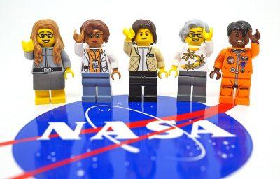 """Lego lanza set de juego llamado """"Mujeres de la Nasa"""""""