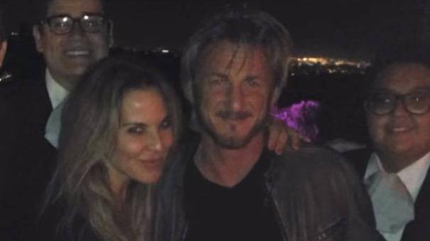 Sean Penn intenta bloquear documental de Netflix sobre 'El Chapo'