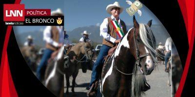"""""""El Bronco"""" financiará campaña presidencial con venta de nueces y becerros"""