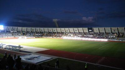 Suspenden partido Lobos vs Xolos por apagón en el estadio