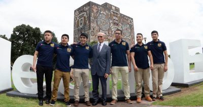Estudiantes mexicanos ganan el primer lugar del PetroBowl en Texas