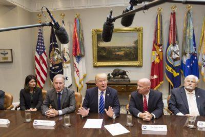 """El plan de Trump para """"destruir totalmente"""" a Corea del Norte"""