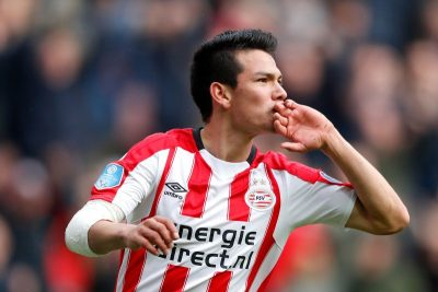 """Chucky"" Lozano está imparable: vuelve a anotar con el PSV (VIDEO)"