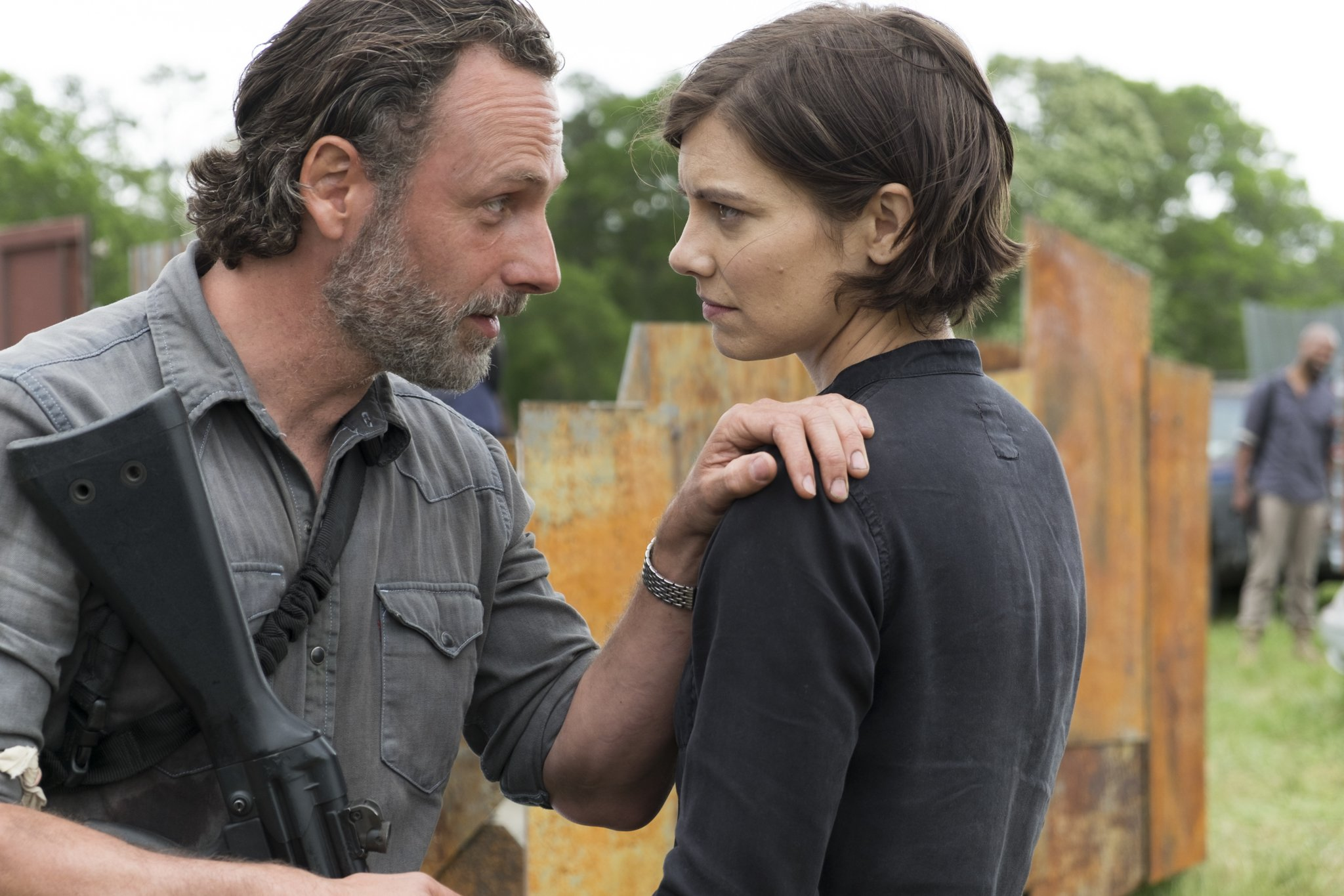 "Esta noche se estrena la octava temporada de ""The Walking Dead"" (VIDEO)"