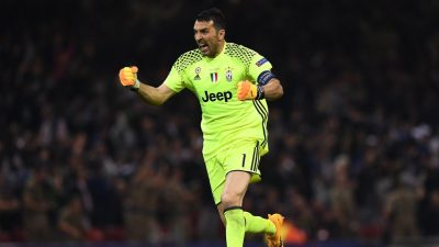 Gianluigi Buffon es reconocido como el mejor portero del mundo
