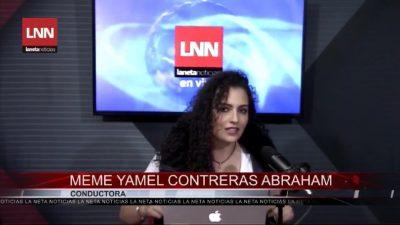 La Neta Noticias En Vivo – Jueves 26 de Octubre