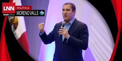 Rafael Moreno Valle el preferido para comandar el Frente Ciudadano según encuesta