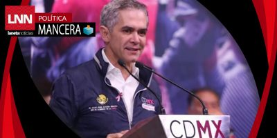 El sismo no le impedirá a Mancera buscar candidatura del Frente Ciudadano