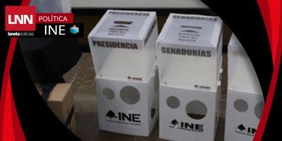 Hasta el momento 31 'independientes' se han registrado en el INE
