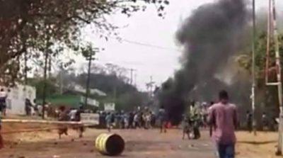 """Policía de Malaui arresta a las personas que linchaban """"vampiros"""""""