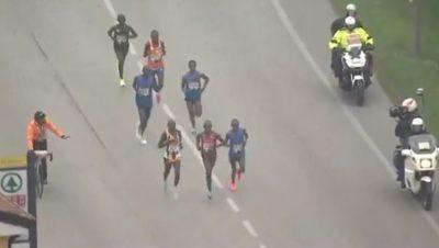 ¿Neta? Seis kenianos se perdieron en el Maratón de Venecia (VÍDEO)