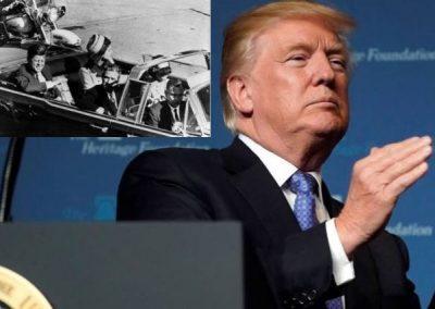 Trump sacará a la luz detalles del asesinato de John F. Kennnedy
