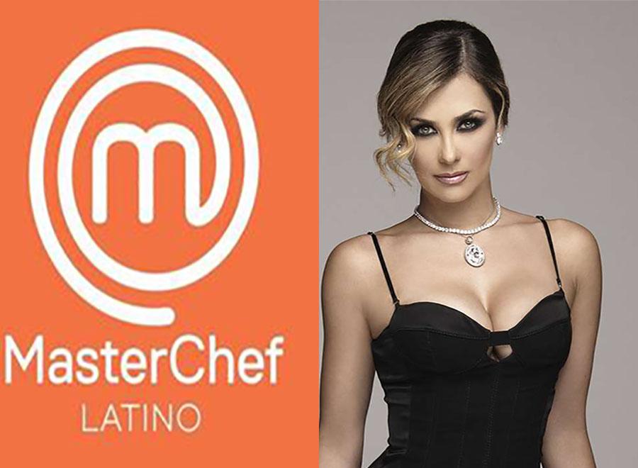 """De actriz a la cocina Aracely Arámbula participará """"Masterchef Latino""""(VÍDEO)"""