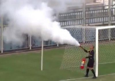 Abejas asesinas atacan a jugadores en pleno partido (Video)
