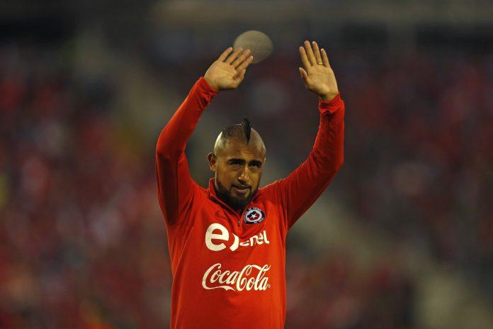 Arturo Vidal anuncia su retiro de la selección chilena