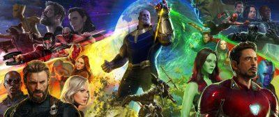 Marvel revela el logo para Avengers Infinity War