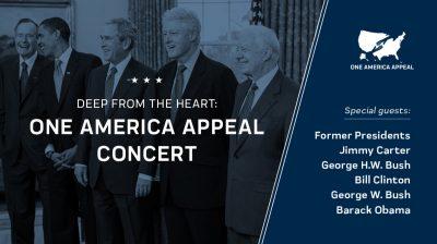 Expresidentes de EE.UU se unen para ayudar a los damnificados