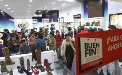 El Buen Fin ofrecerá la posibilidad de hacer compras gratuitas