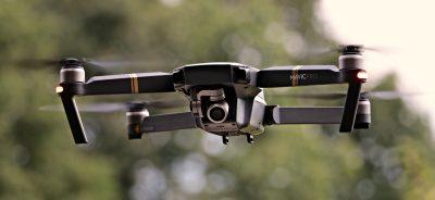 Policía federal detuvo un dron cargado de explosivos en Guanajuato