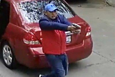Hombre de origen asiático es asaltado sobre viaducto CD.MX