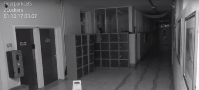 Grabación fantasmal causa terror dentro de colegio en Irlanda (Video)