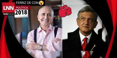 Ferriz de Con asegura que como periodista impidió que AMLO fuera presidente