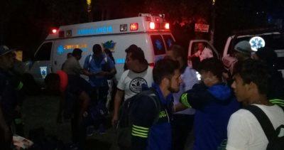 Futbolistas del equipo La Piedad sufren accidente en Cuernavaca