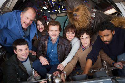 """Revelan el titulo para la película de """"Han Solo"""""""