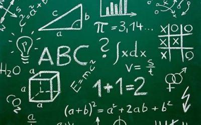 Niño de 7 años sorprende con sus respuestas en un examen de matemáticas